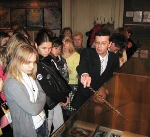 Педагогічний музей України, виставка «Високоповажний попечитель», фото 4