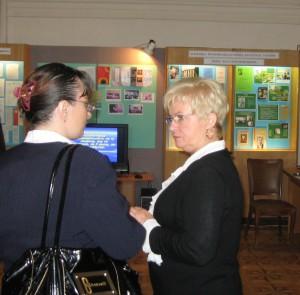 2008_Вересень_Відкриття виставки до 90-річчя В.О. Сухомлинського