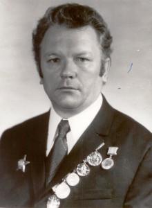 О.М. Біляєв (1970-ті рр.)