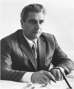 О.М. Маринич (1971-1979)