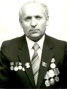 Захаренко Олександр Антонович_портрет
