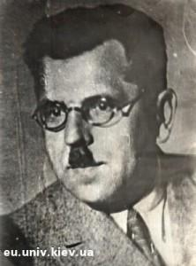 О. Дорошкевич - редактор ВУШ