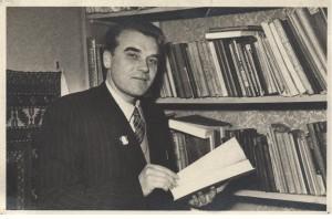 З архіву Тесленка в день 50 річчя (в квартирі)