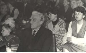 24.02.1983 Хару НДІП УРСР 25 р. Комплекс Тесленка, запросили як ветерана на Хару