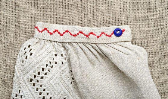 74ab61009c8f8f Практикум «Крій традиційної жіночої сорочки» | Педагогічний музей ...